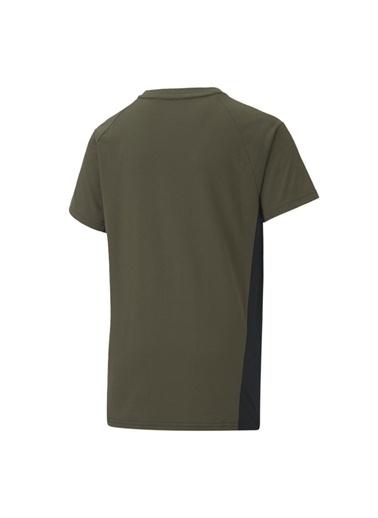 Puma Puma T-Shirt Yeşil